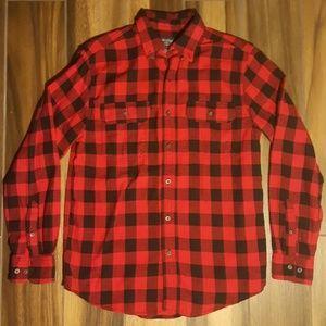 Men's Faded Glory Long Sleeve Flannel Shirt